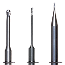 Burs for CAD/CAM Machine