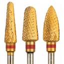 TiN Tungsten Carbide Cutters